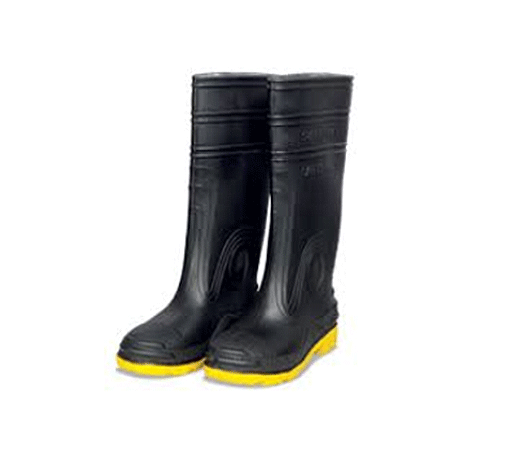 newest 7be92 ef96f Super Tuff Rubber Boots with Steel Toe