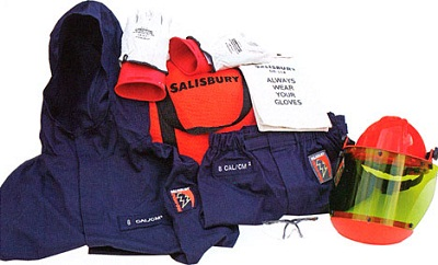 cc5173769e0c Product Information. Safety Clothing and Work-wear. SALISBURY Arc Flash  Protection Clothing by Honeywell