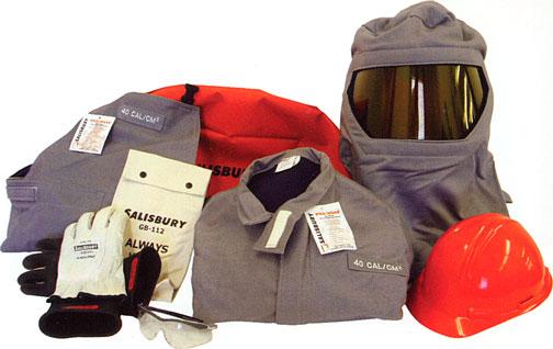 f9d9a1605f7d SALISBURY Arc Flash Kit – Ecoequipment PPE Philippines