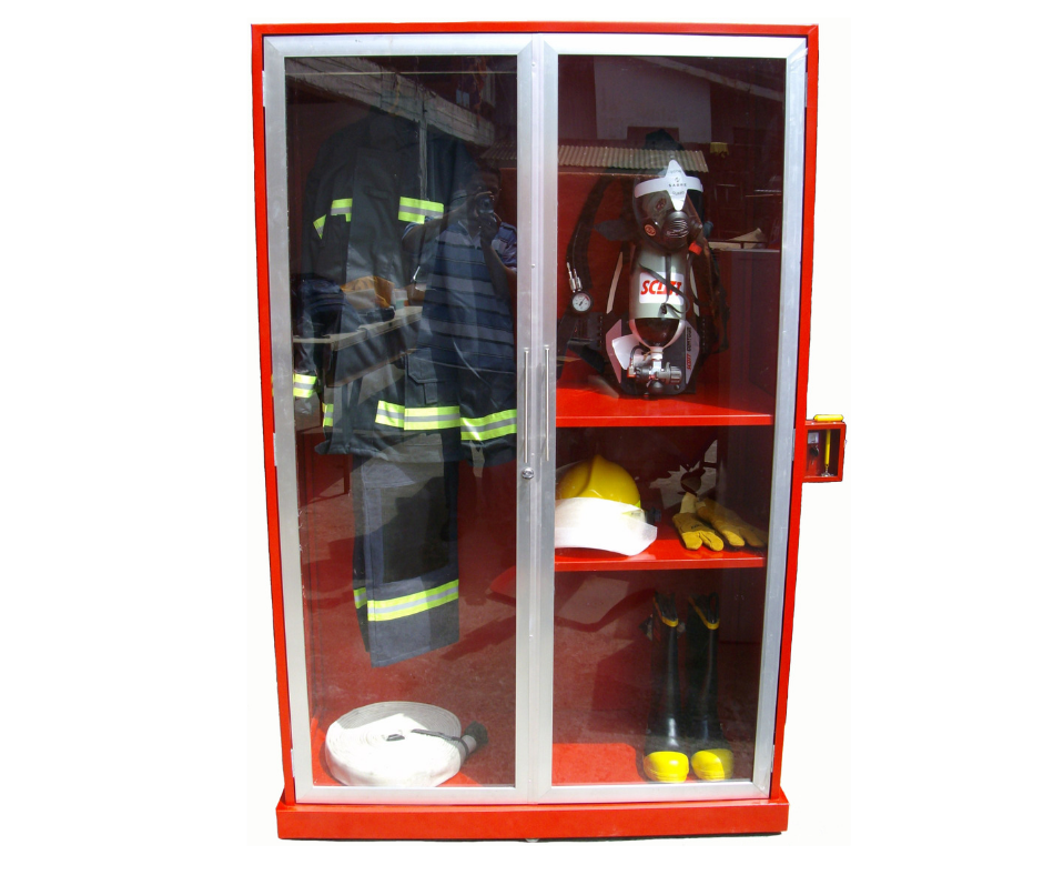 Fire Fighting Equipment Cabinet Ecoequipment Ppe Philippines